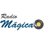 logotipo radio magica
